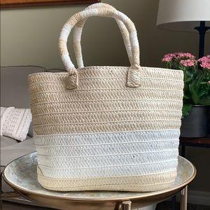 Altru Bags - ALTRU brand straw handbag